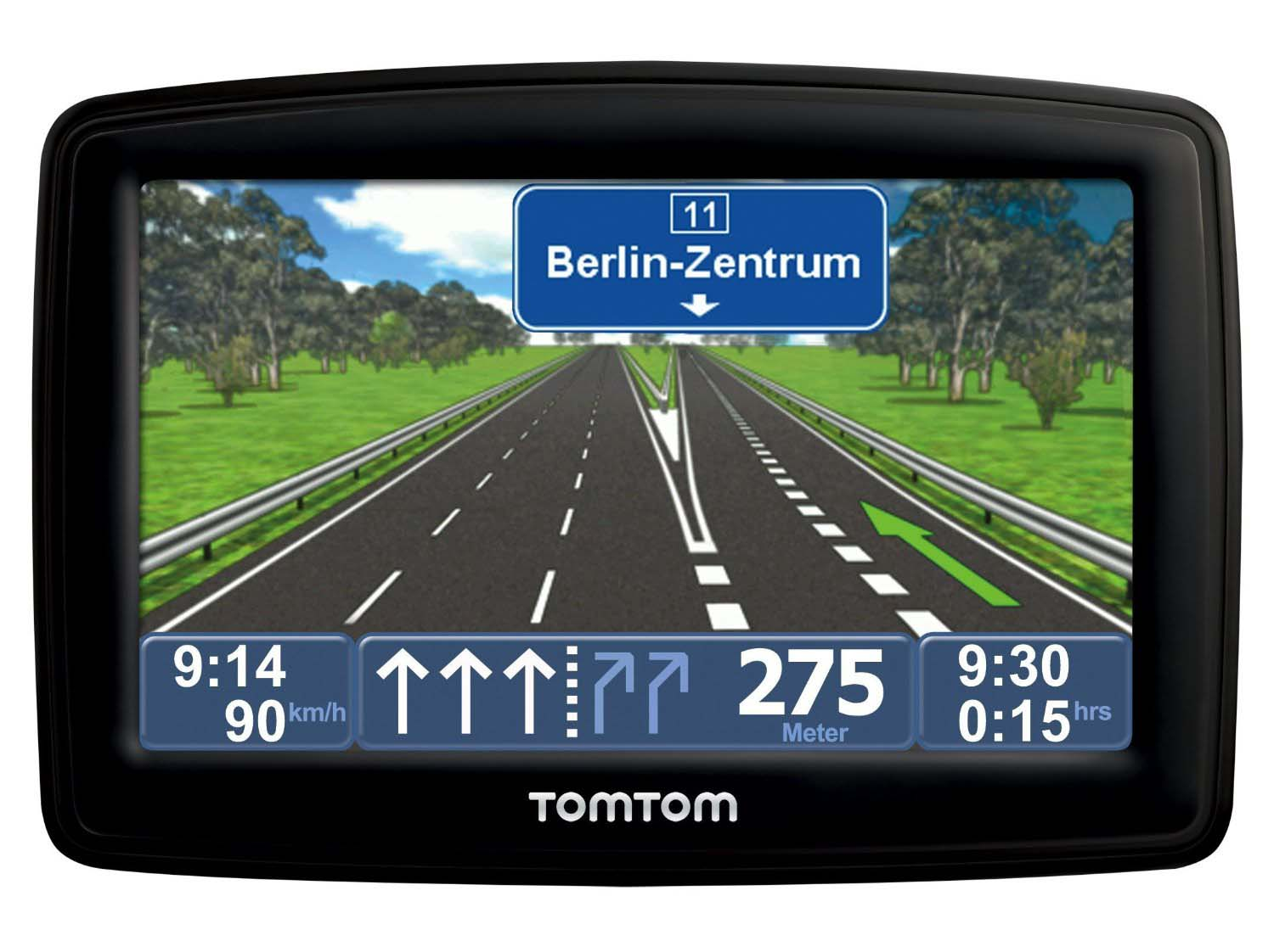 tomtom xl 2 iq routes edition europe 42 navigation neu ebay. Black Bedroom Furniture Sets. Home Design Ideas